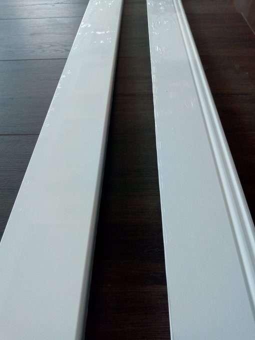 Lajsne za laminat (bele) (690)