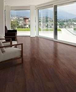 Chocolate Laminate Flooring